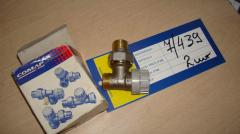 Клапан радиаторный угловой Comap латунь