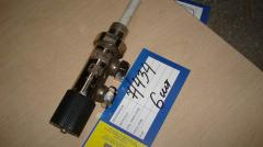 Клапан запорно-присоединительный для двухтрубных систем с терморегулирующим клапаном