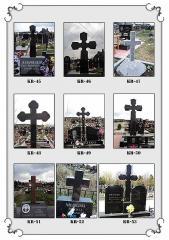 Изготовление гранитных крестов