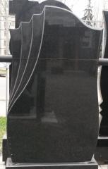Памятник Гранит Габбро Буки, размер детали 100/60/8, каталог № SV-123