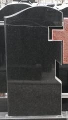 Памятник Гранит Габбро, размер детали 100/50/8