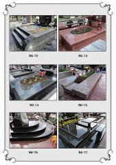 Изготовление гранитных надгробий