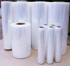 Packaging film, PVC food stretch