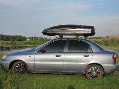 Багажник на крышу автомобиля АЭРОБОКС