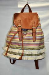 Backpack female B10