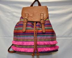 Рюкзак женский B10 розовый