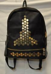 Backpack X1(2), female with rivets