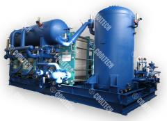 Refrigeration units, industrial refrigerating