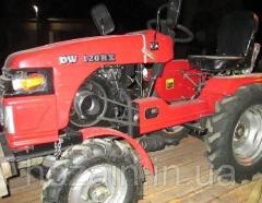 DW 120RX tractor