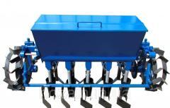 CTB6 5 seeder line for the motor-block
