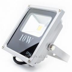 Светодиодный LED прожектор Slim 10W 3000К
