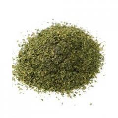 Базилик зеленый молотый