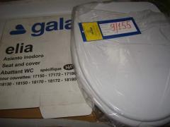 Крышка с сиденьем для унитаза Ceramicas Gala