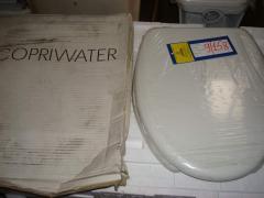 Крышка с сиденьем для унитаза Copriwater