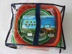 The Picnic set on 6 persons in a bag