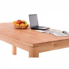 Dining wooden table of GRAVIS (beech) 900х900х750