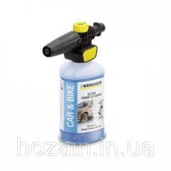 Комплект пенная насадка + UltraFoam 1 л (средство для пенной очистки)