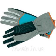 Перчатки для ухода за кустарниками, размер 7
