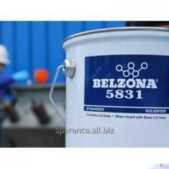 Barrier covering of Belzona 5831 (ST Barrier)