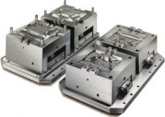 Design and production of compression molds for