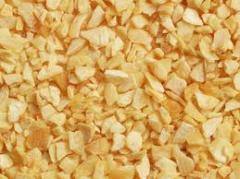 Garlic dried