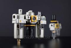 Blocks of preparation of compressed air