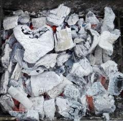 Белый древесный уголь