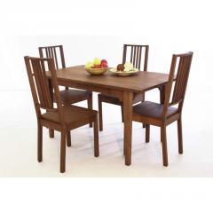 Обеденный деревянный стол ОЛИВЕР  (бук)