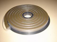 Бентонитовый шнур, 1рулон 5мп, размер сечения 20 х25мм