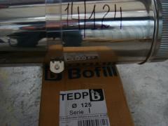 Труба дымовая Bofill