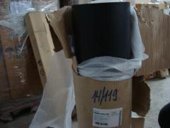 Труба черная дымохода Ferro