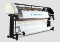 Плоттер для печати лекал на бумагу Sinajet Popjet 1811С Two Head