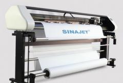 Плоттер для печати лекал на бумагу Sinajet Popjet 1688C Two Head