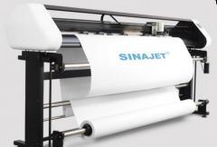 Плоттер для печати лекал на бумагу Sinajet Popjet 1688C-Z Two Head