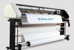 Плоттер для печати лекал на бумагу Sinajet Popjet 1888C Two Head