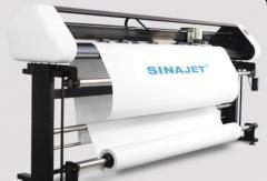 Плоттер для печати лекал на бумагу Sinajet Popjet 2088C/2488C Two Head