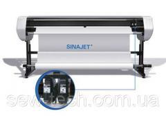 Плоттер для печати лекал на бумагу Sinajet Popjet 1600 Two Head