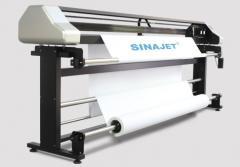 Плоттер для печати лекал на бумагу Sinajet Popjet 1600C Two Head