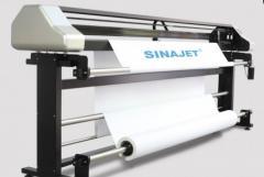 Плоттер для печати лекал на бумагу Sinajet Popjet 2000C/2400С Two Head