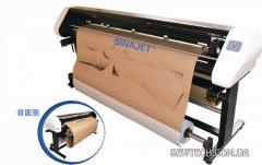 Режущий плоттер Sinajet Vertical Inkjet Cuter Plotter Popjet 1600-G