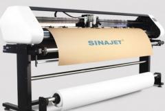 Режущий струйный плоттер Sinajet Popjet 1211-G