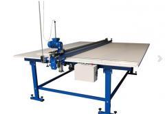 Отрезная линейка OT-3 для плотных и тяжелых материалов