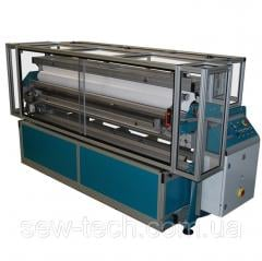 Машина для нарезания кусков материала из рулона CTL-2000
