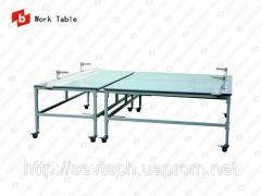 Рабочий стол для запялевания одеяла