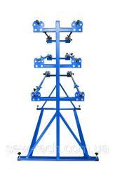 Разматывающее устройство Ls-6 на 6 рулонов