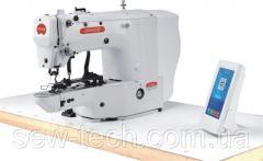 Электронная закрепочная машина для средних материалов Bruce 1900BSK