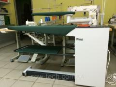 Консольный гладильный стол Theobald TJ praktik II 01