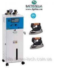 Парогенератор BattistellA PLUTONE + 2 утюга STEAM MASTER