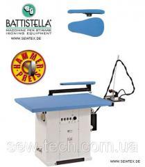 Прямоугольный утюжильный стол BattistellA URANO with Pelvis