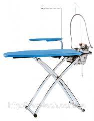 Утюжильный стол с автоматическим парогенератором и утюгом STEAM MASTER BattistellA SOLE/A